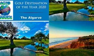 Golfové destinace roku 2020