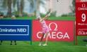 Klára Spilková na turnaji Omega Dubai Ladies Masters ukázala, že do evropské špičky prostě patří