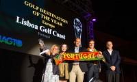 Golfová ocenění se rozdavala na Tenerife
