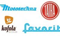 Tradiční značky bodují. Nejznámější jsou Kofola, Tatra, Favorit a Mototechna.