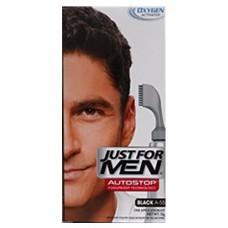 Just for men AutoStop - černá