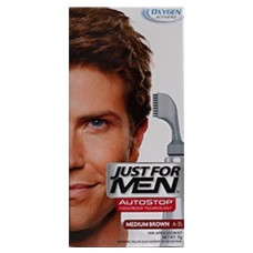 Just for men AutoStop - středně hnědá